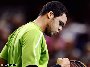 Tsonga claimed his third successive win over world number three Djokovic to reach the Marseille Open final.