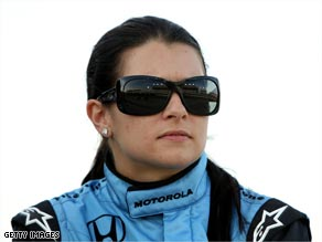 Indy star Danica Patrick has been strongly linked with the proposed new F1 team.