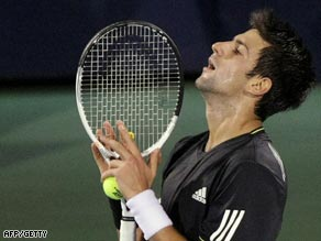 Djokovic was delighted to wrap up his first ATP title of 2009.