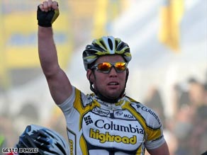 Cavendish once again proved he is the fastest man in the peloton by taking the final Adriatico stage.