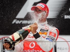 F1 world champion Lewis Hamilton would not have won his title had the new points ruling been in effect last year.