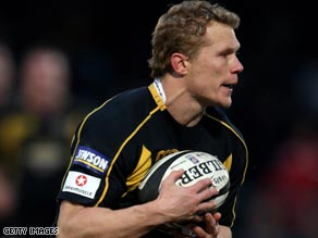 Lewsey, 32, is calling time on a successful career for both club and country.