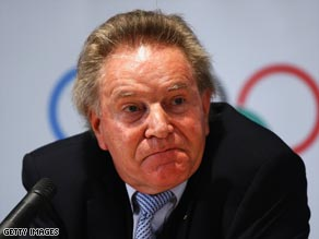 Denis Oswald, chairman of the IOC Coordination Commission, praised London's plans for the 2012 games.