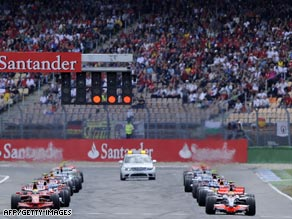 The F1 grid could increase by six cars to 26 next season after a budget cap was imposed.