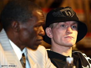 Mayweather Sr. and Hatton have admitted to tensions in their relationship.