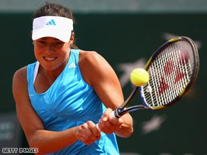 French Open champion Ivanovic goes into this year's event without a 2009 WTA Tour title.