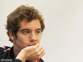 Gasquet is left to contemplate a possible two-year ban from tennis.