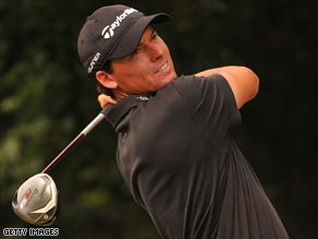 John Mallinger carded a five-under-par 65 to share the third round lead in the Byron Nelson Championship.
