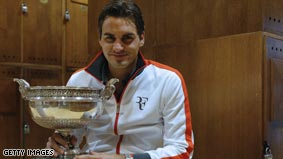 Sampras: Federer is the 'best in history of the game'