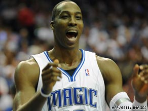 Dwight Howard scored 21 points and 14 rebounds as Orlando pulled a game back in the series.