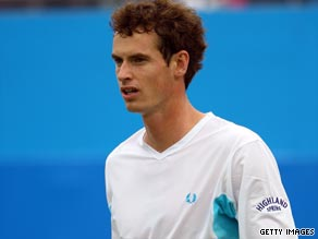 Murray reached the semifinals at Queen's Club for the first time after victory over American Mardy Fish.