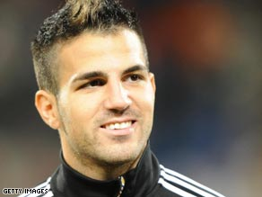 Fabregas has again moved quickly to quell suggestions he is looking to leave Arsenal.