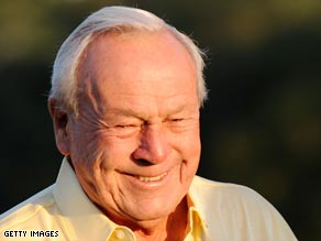 Golfing legend Palmer believes an Olympic golf tournament would be a welcome boost for the sport.
