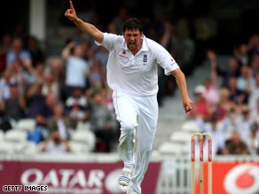 Steve Harmison has been left out of England's first Ashes Test squad despite impressing recently.