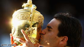 Federer claims record 15th grand slam title