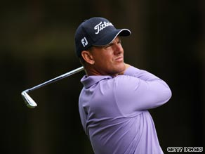 Swede Karlsson has not played on the Tour since competing in the European Open at the end of May.