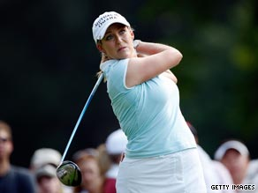 Kerr leads the field after 54 holes as she looks to add the 2009 U.S. Women's Open to her victory in 2007.