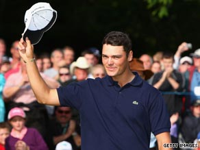 Martin Kaymer has climbed up the Order of Merit after successive victories in Europe.