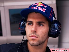 Alguersuari will become the youngest-ever driver on the F1 grid when he competes in the Hungary Grand Prix.