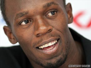 Usain Bolt will be seeking to win his first world titles at the championships in Berlin.