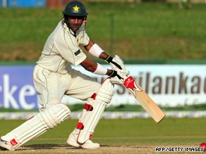 Malik's second Test century has put Pakistan in a dominant position against Sri Lanka in Colombo.