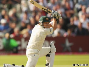 Shane Watson responded superbly to his Australian recall to put the visitors on top in the third Ashes Test.