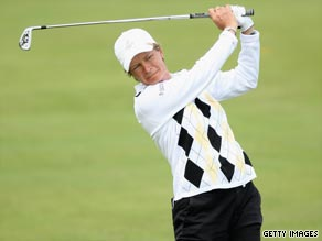 Veteran Catriona Matthew is hoping to make it third time lucky after previous disappointments.