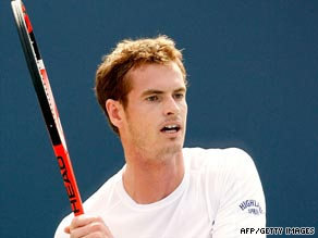 Murray made short work of his straight sets win over Ferrero in Montreal  on Thursday.