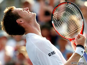 Murray is up to second in the world rankings after reaching the final of the Montreal Masters.