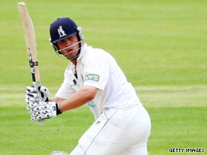 England batsman Trott will make his Test debut against Australia in the Ashes decider at The Oval.