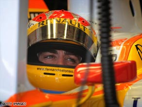 Alonso will be desperate for victory in front of the Spanish fans in Valencia.
