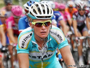 Vinokourov returns to the Astana team for the Tour of Spain after serving a two-year doping suspension.