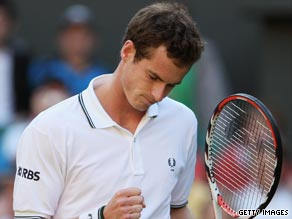 Murray faces a tough battle if he is to emulate his run to last year's U.S. Open final.