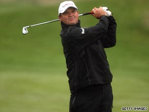 Paul Lawrie is halfway to equalling a European Tour record after the second round at Gleneagles.