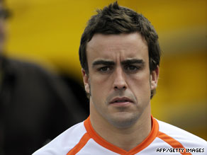 Fernando Alonso won the 2008 Singapore Grand Prix after Renault teammate Nelson Piquet Jr. crashed.