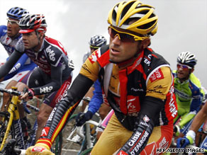 Alejandro Valverde is seeking to clinch his first victory in one of cycling's top-three races.