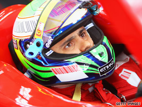 Brazilian ace Massa is on track to take his seat back in the Ferrari.