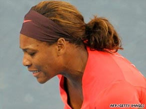 Williams will become the new world number one if she betters Dinara Safina's result in Beijing.