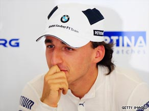 Poland's Robert Kubica will replace Fernando Alonso as Renault's new driver from next year.