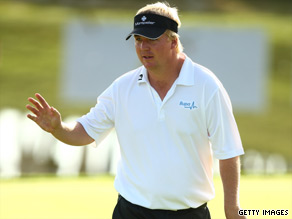 Ross McGowan is hoping to continue his good recent form by clinching his maiden European Tour win.