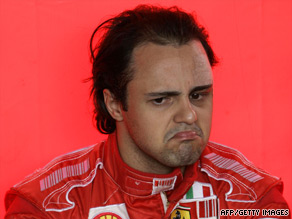 Felipe Massa has conceded that he is very unlikely to return to competitive racing for Ferrari this year.
