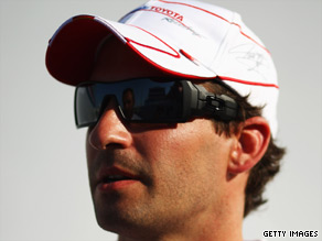 Timo Glock will miss the Brazilian Grand Prix following the injury he sustained in qualifying at Suzuka.