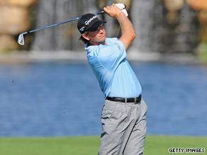 Retief Goosen has shrugged off his poor Presidents Cup form at the Portugal Masters.