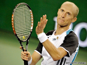 Nikolay Davydenko will be seeking to upset Rafael Nadal and claim his fourth title of 2009.