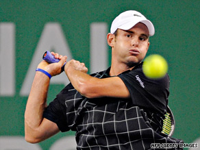 Roddick has secured his place at the ATP World Finals despite his recent knee injury.