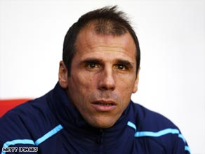 West Ham manager Gianfranco Zola will be hoping he can hold on to his top stars.