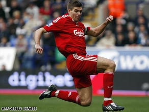 Liverpool captain Gerrard has a hectic schedule before the FA Cup fourth round tie at home to Everton.