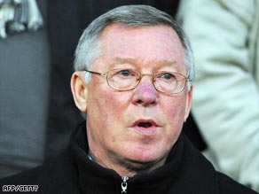Ferguson was dismissive of explosive comments made about him by Benitez.
