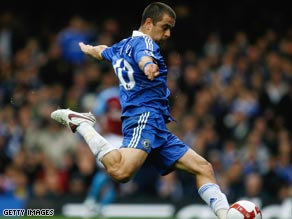 The loss of Joe Cole is a major blow to Chelsea's hopes of winning honors this season.