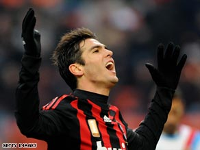 Kaka opted to stay with AC Milan despite the riches on offer.